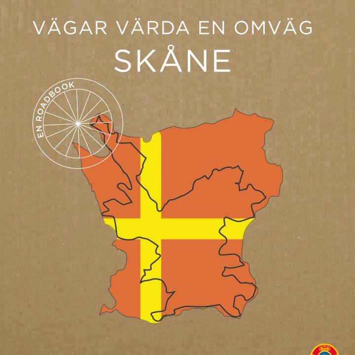 Vägar värda en omväg - Skåne